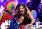 Capucine Anav effayée par un clown ! (Les 100 vidéos) - ZAPPING PEOPLE DU 29/05/2019