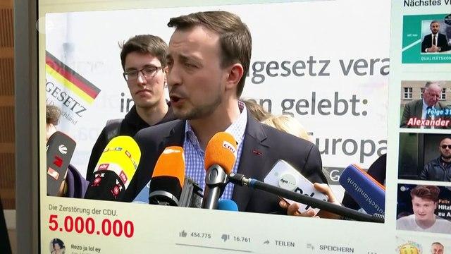 Toll! Rezo-zialisierung der CDU