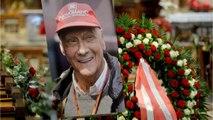 Schwartzenegger & Austrian President Join F1 Stars To Pay Respect To Lauda