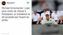 Un marabout se dit «possédé» par Michael Schumacher pour justifier son excès de vitesse