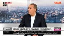 """Gérard Holtz: """"Arrêter 'Thé ou café' de Catherine Ceylac, pour moi c'est une énormité !"""" - VIDEO"""