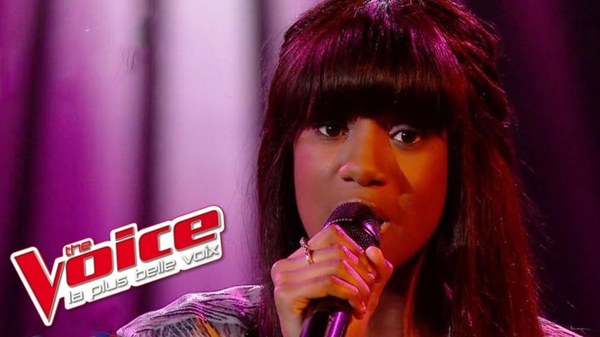 Starmania – Le Blues du businessman   Awa Sy   The Voice France 2015   Prime 2