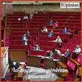 Après une nuit agitée, l'Assemblée vote la limitation du temps de parole des députés sans l'opposition