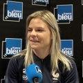 Eugénie Le Sommer invitée de Stade Bleu