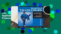 Online Simplified Tai Chi Chuan: 24 Postures with Applications & Standard 48 Postures (Revised)