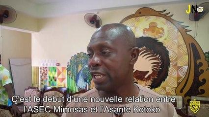 Inside Asante Kotoko - ASEC Mimosas (Otoumfuo Cup 2019 ).
