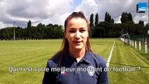 Samantha Camus, joueuse au Club du Bergerac Périgord FC