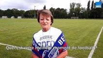 Sylvie Merlosn, supportrice du Bergerac Périgord FC