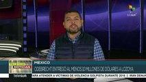 México: emiten orden contra exdirector de PEMEX, Emilio Lozoya