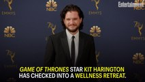 'Game of Thrones' Star Kit Harington Has Checked Into Rehab