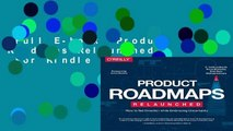 Full E-book  Product Roadmaps Relaunched  For Kindle