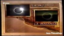 Asi se vio El Eclipse de Sol en Mexico -1991 -