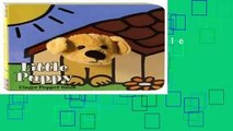 [NEW RELEASES]  Little Puppy: Finger Puppet Book (Little Finger Puppet Board Books)