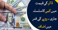 Pakistan's rupee strengthens as dollar continues to shed value