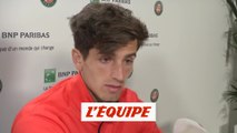 Herbert «Un match assez dingue» - Tennis - Roland-Garros - 2e tour