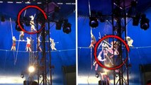Nik Wallenda's Cousin Says Sister Can't Walk After Wire Fall