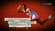 Il y a 7 ans - L'exploit de Virginie Razzano face à Serena Williams