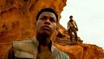Star Wars: John Boyega Praises His Character's Journey