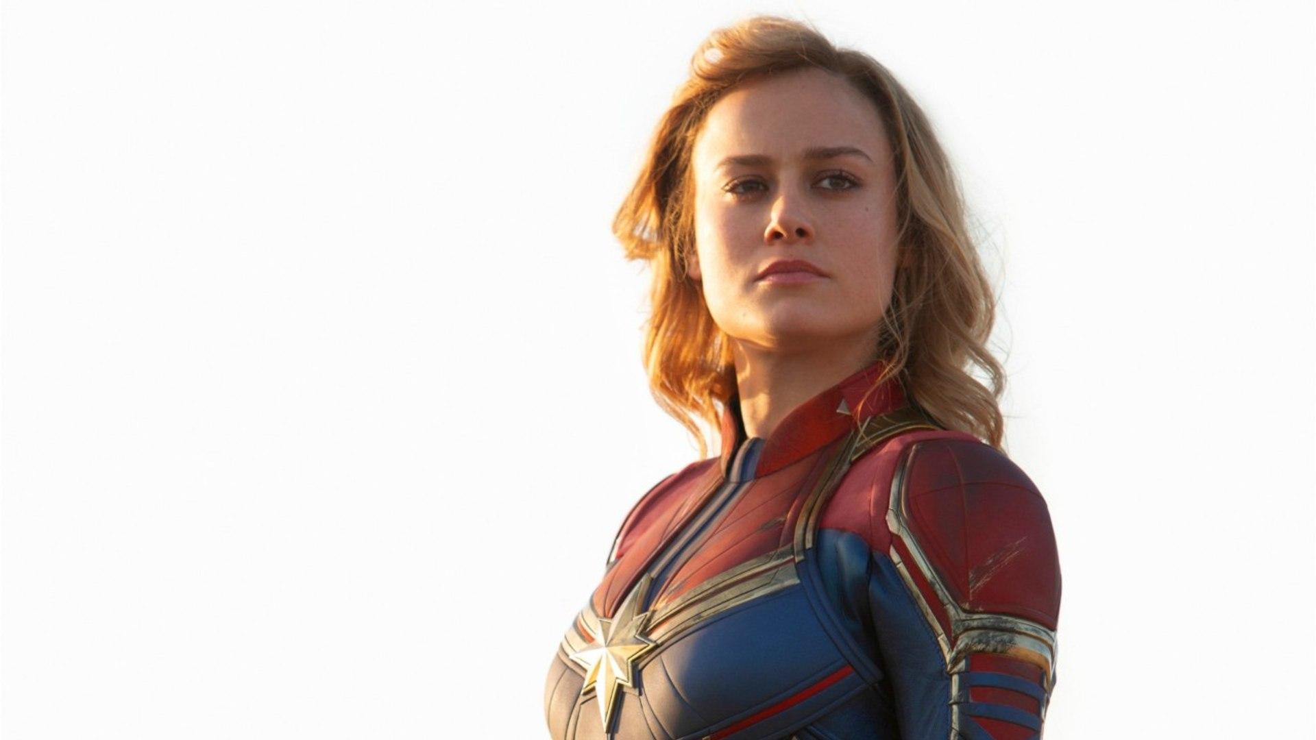 Marvel Studios Artist Reveals New Alternate Captain Marvel Costume