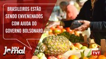 Brasileiros estão sendo envenenados com ajuda do governo Bolsonaro