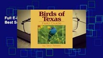 Full E-book  Birds of Texas Field Guide  Best Sellers Rank : #5