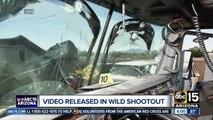 Video released in wild shootout in western Arizona