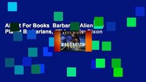 About For Books  Barbarian Alien (Ice Planet Barbarians, #2) by Ruby Dixon