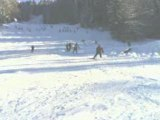 ski freestyle (slide module noir)