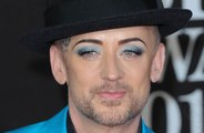 EXCLUSIVE: Jamie Hannah found it 'surreal' to work with Boy George