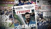 Le Barça analyse toujours l'option Neymar, Maurizio Sarri attendu par l'Italie et la Juventus