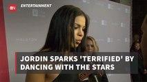 Jordin Sparks Is Scared To Dance On TV
