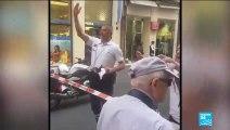 Attentat de Lyon : le suspect reconnaît avoir conçu le colis piégé