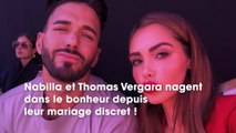Nabilla Vergara : elle dévoile des clichés de son mariage et fait une adorable déclaration à Thomas