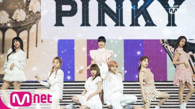 공원소녀(GWSN) - Pinky Star|KCON 2019 JAPAN × M COUNTDOWN