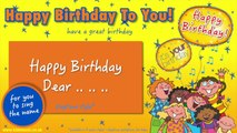 Jump Singers - Happy Birthday Dear ...... (For Playtime)