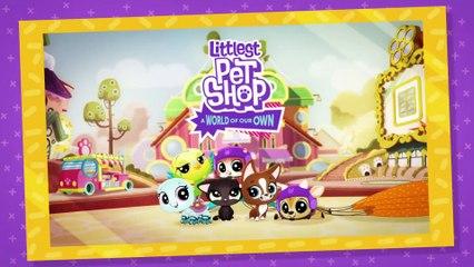 [S1.Ep14] Littlest Pet Shop - Un mondo tutto nostro - Four Left Feet