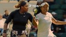 Roland-Garros 2019 : Le résumé de Serena Williams - Kurumi Nara