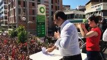 Ekrem İmamoğlu  / 30 Mayıs 2019 / Kağıthane  Halk Buluşması