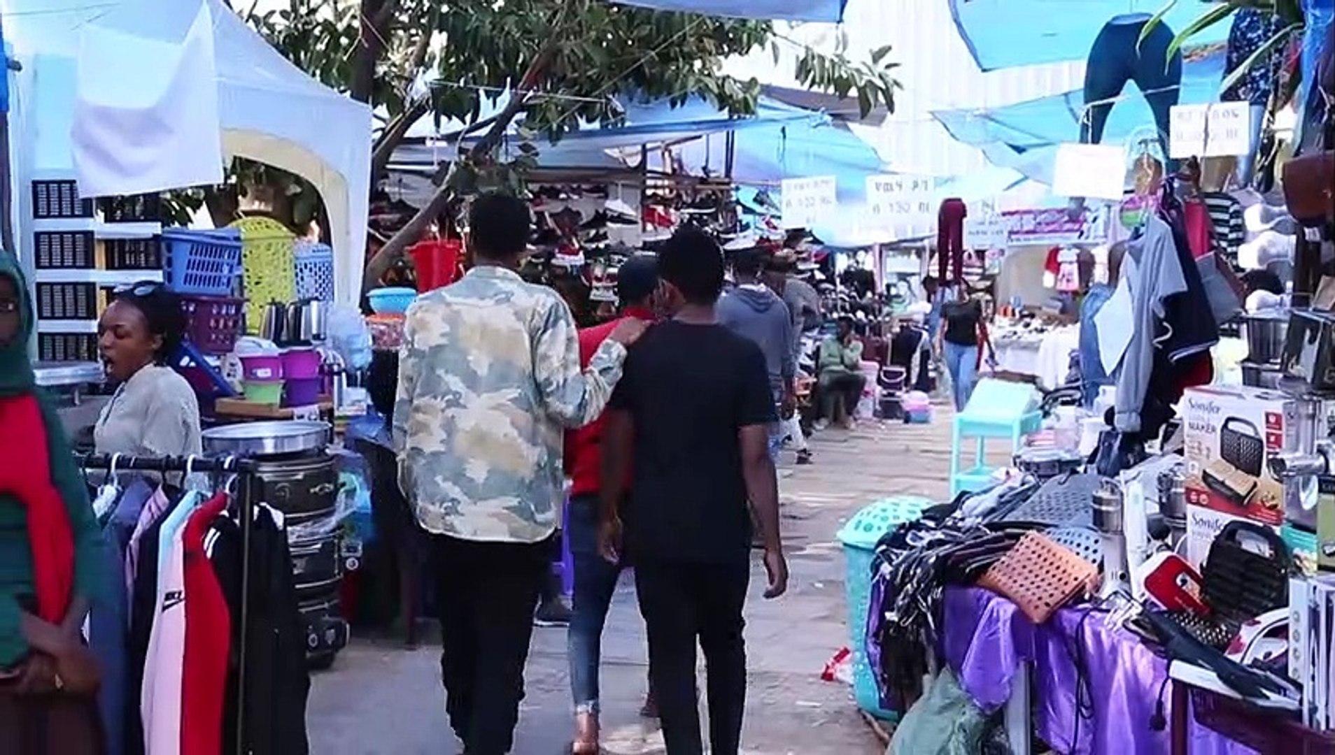 Etiyopya'da ramazana özel 'Bayram Fuarı' - ADDİS ABABA