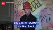 Boy George Will Be At The Movies