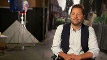 Rocketman: Michael L. Roberts On Working With Taron Egerton