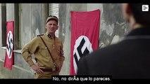 A un nazi le molesta que le llamen nazi en este sketch