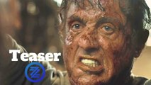 Rambo: Last Blood Teaser Trailer #1 (2019) Sylvester Stallone, Paz Vega Action Movie HD