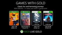 Xbox Games with Gold June 2019 Trailer