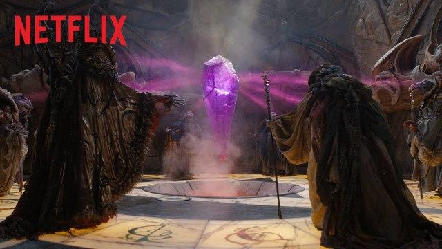 Dark Crystal: Le temps de la résistance Bande-annonce Teaser (2019) Netflix