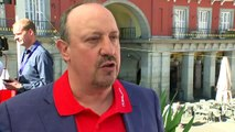 Rafa Benítez: Spurs will have to manage nerves in final