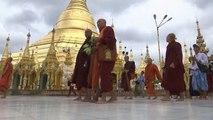 En Birmanie, une marche en soutien à un moine islamophobe