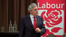 Brown: Britons don't want politics of division