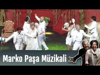 """Marko Paşa Müzikali"" Avrupa Turnesi (1. Sezon Ekim 2015)"