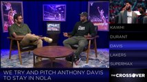What Should David Griffin's Pitch To Anthony Davis Look Like?